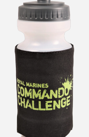Commando Challenge Sports Bottle