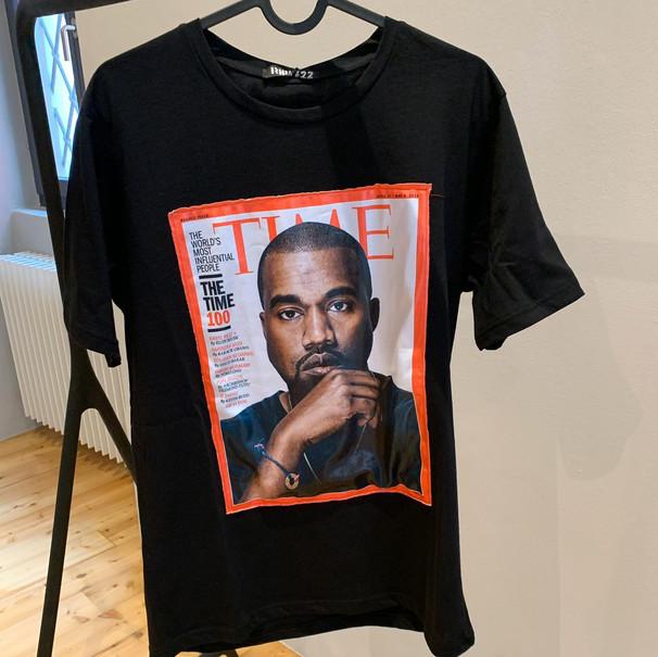 Maglia Kanye West