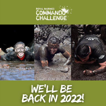 We'll be back in 2022!