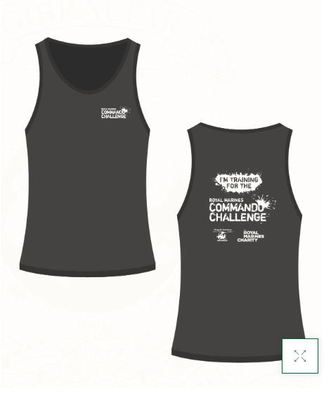 Commando Challenge Training Vest