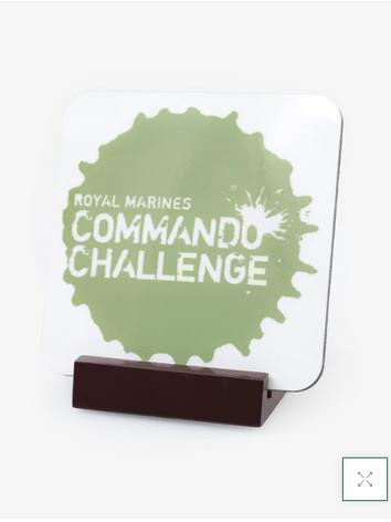 Commando Challenge Coaster