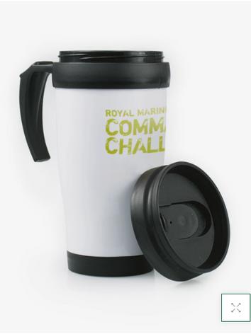Commando Challenge Travel Mug