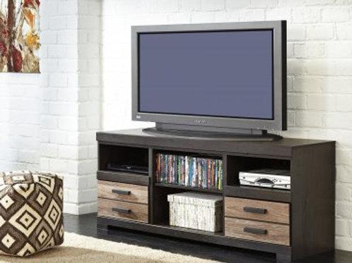 Harlington TV Stand with Fireplace