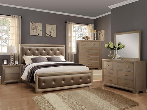 FONTAINE BEDROOM GROUP