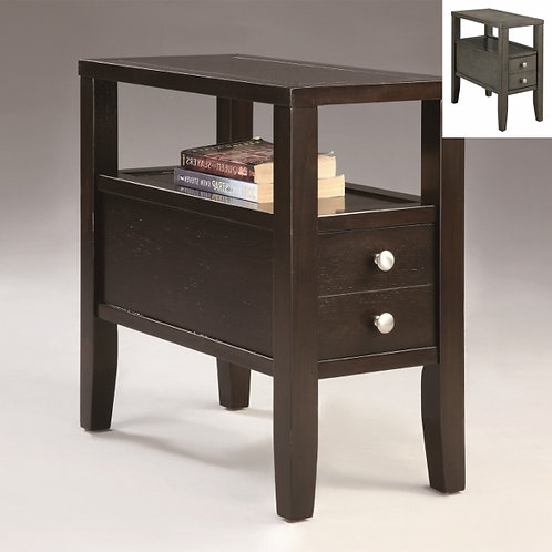 Matthew Chairside Table - Various Colors