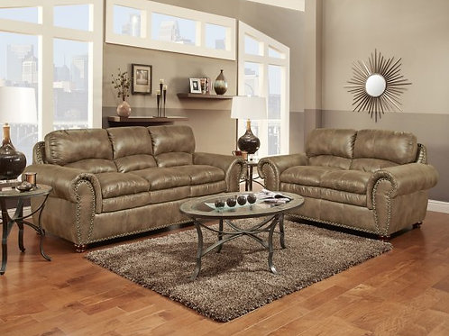 Padre Collection- Sofa& Loveseat