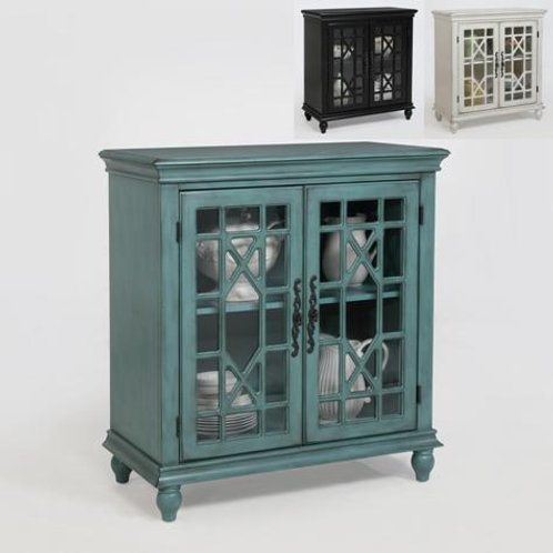 Francesca Accent Cabinet- Various Colors