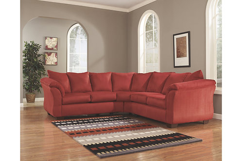 Ashley Darcy 2-Piece Sectional- Various Colors