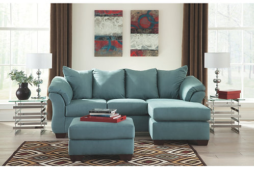 Ashley Darcy Sofa Chaise- Various Colors