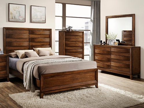 KELTON BEDROOM GROUP-KING