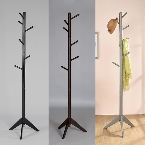 All Hall Tree- Various Colors