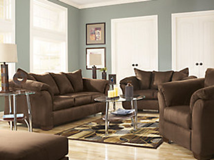 Ashley Darcy Loveseat-Various Colors