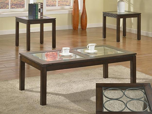 Rory Cocktail Table 3pc Set