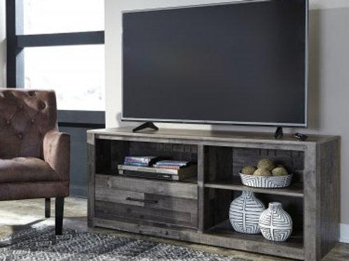 Derekson TV Stand with Fireplace Insert