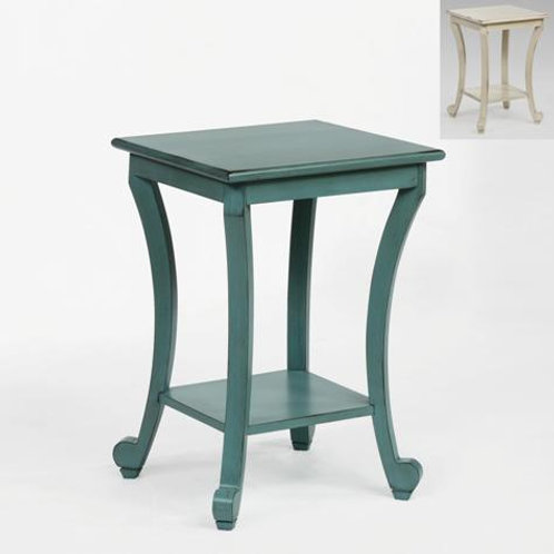 Claire Chairside Table-Various Colors