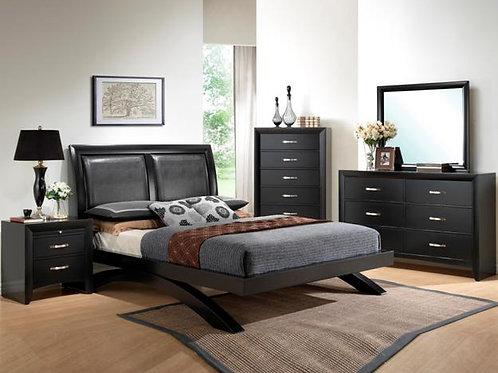 GALINDA BEDROOM GROUP-QUEEN