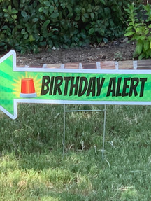 Birthday Alert