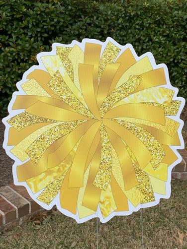 Pom Pom - Yellow
