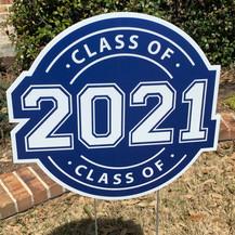 Class of 2021 - Navy