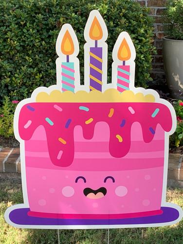 BIRTHDAY SMILES CAKE