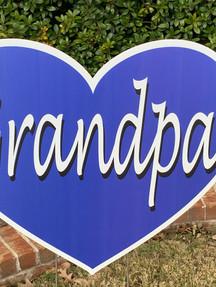 GRANDPA HEART