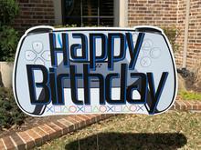 Happy Birthday - Game Controller