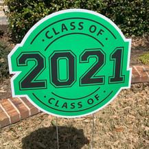Class of 2021 - Green