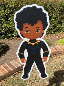 Black Panther - Boy