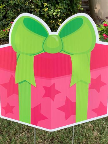 PINK GREEN STARS GIFT BOX.JPEG