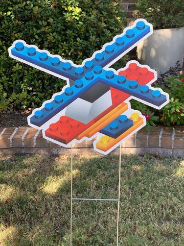 BLOCK HELICOPTER