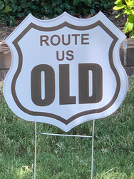 ROUTE US OLD