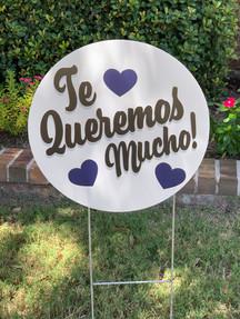 We Love You (SPANISH)