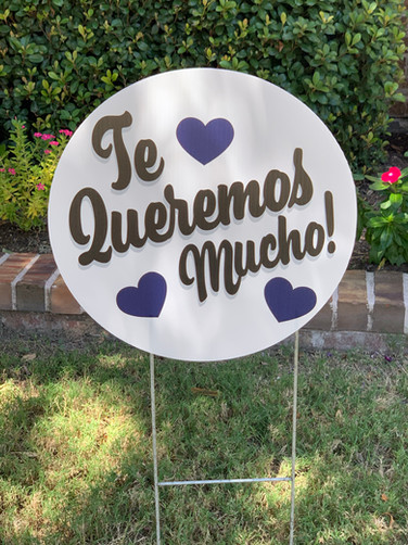 WE LOVE YOU SO MUCH (SPANISH)