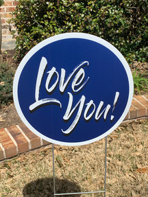 BLUE LOVE YOU