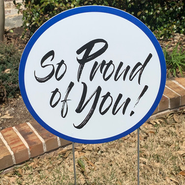 So Proud of You - Blue