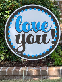 Love You - Blue