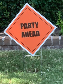 Party Ahead