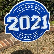 Class of 2021 - Blue