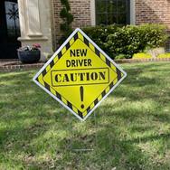Caution New Driver
