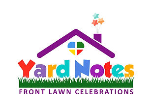 Birthday Yard Signs and Yard Letters in Frisco Texas