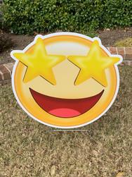 Star Eyes Emoji