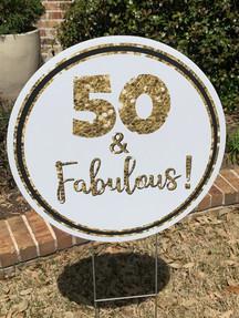 50 & FABULOUS!