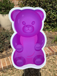 Purple Gummy Bear