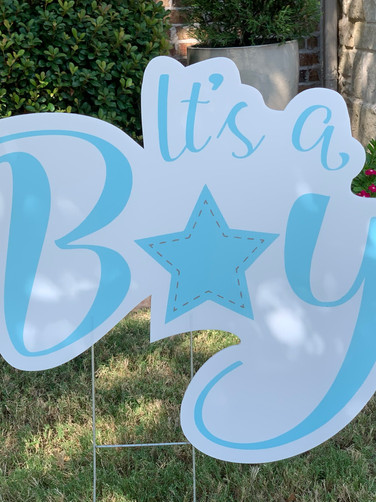 ITS A BOY BLUE 2
