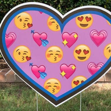 KISSY FACES HEART EMOJI
