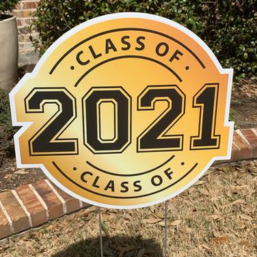 Class of 2021 - Gold