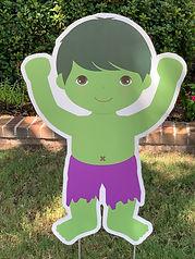 LIL GREEN HULKY KID.JPEG