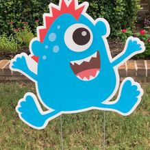 Blue Monster 1
