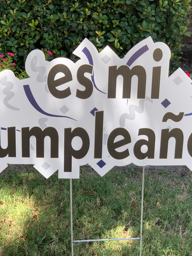 It's My Birthday (SPANISH)