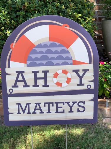 AHOY MATEYS